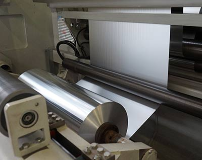 Aluminium Foil for Industrial Applications - Alfipa