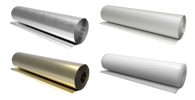 We supply small quantities of aluminium, PET, PE, laminates, copper, inox and paper.